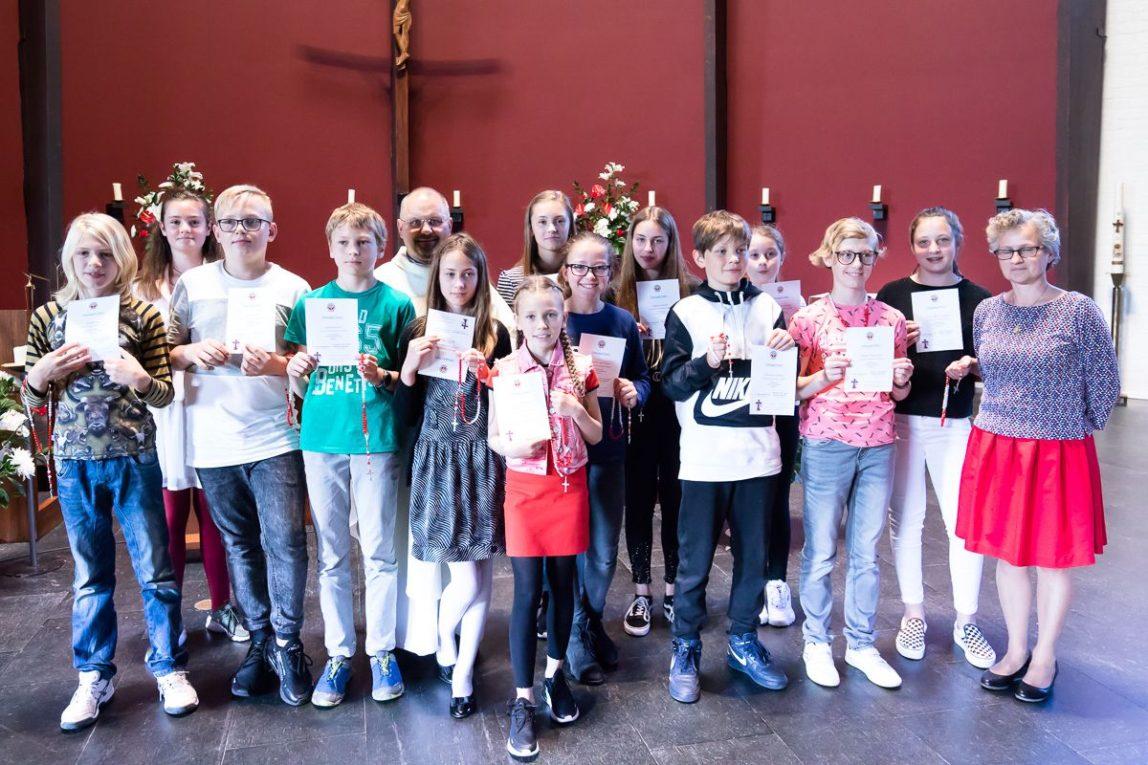 Polska szkoła Amsterdam zakończenie roku 2019